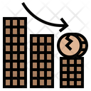 Recession Icon