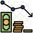 Recession Assets Loan Icon