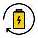Recharge Battery Icon