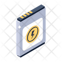 Rechargeable Battery Battery Electronic Device Icon