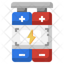 Rechargeable Cell Charging Cell Battery Power Icon