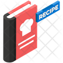 Cookbook Recipe Book Cooking Book Icon