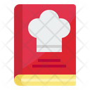 Recipe Cooking Book Icon