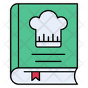 Chef Book Recipe Icon