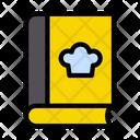 Recipe Book Chef Icon