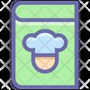 Book Chef Book Cook Icon