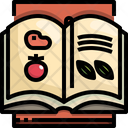 Recipe Book Cooking Book Cooking Book Icon