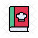 Chef Book Recipes Icon