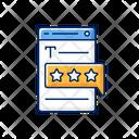 Recognized Client User Icon