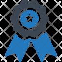 Recomendation Achievement Award Icon