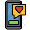 Recommend Feedback Mobile Icon