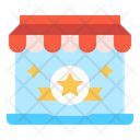 Shop Shopping Webpage Icon