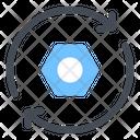 Reconfiguration Icon