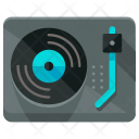 Record Player Music Icon