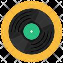 Record Cd Disc Icon