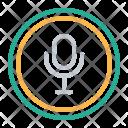 Record Audio On Icon
