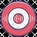 Record Button Icon