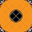 Record Button Square Icon