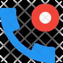 Call Record Phone Icon