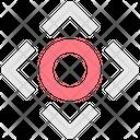 Record Focuse Icon