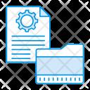 Record folder Icon