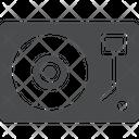 Gramophone Modern Gramophone Audio Player Icon