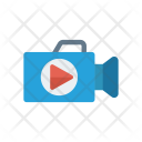 Recorder Video Camera Icon