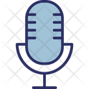 Live Mic Microphone Icon