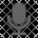 Recorder Microphone Sound Icon