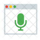 Recorder Audio Sound Icon