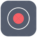 Recorder Rec Video Icon