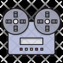 Recorder Voice Film Icon