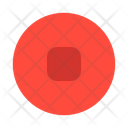 Recorder Stop Video Icon
