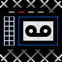 Recorder Voice Recorder Camera Icon