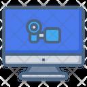 Recorder Monitor Screen Icon