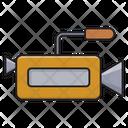 Recording Movie Camera Icon