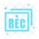 Rec Podcast Radio Icon