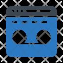 Recording Window Online Icon