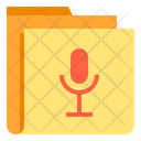 Recording Folder Icon