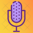Recording Microphone Microphone Media Icon