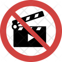 Recording not allowed Icon