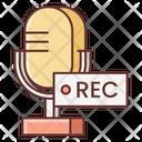 Recording Studio Studio Music Studio Icon