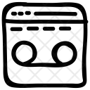Recording Webpage Icon