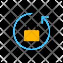 Recover Password Lock Icon