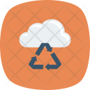Recover Recycle Cloud Icon