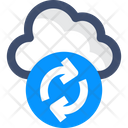 Recovery Backup Cloud Backup Icon