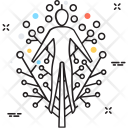 Recovery Man Person Icon