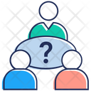 Recruitment Talent Search Employment Icon