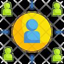 Recruitment Businessman User Icon