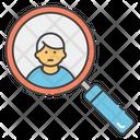 Recruitment Staffing Headhunting Icon
